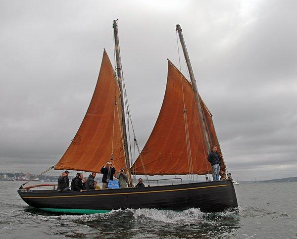 Eulalie, Volker Gries, Les Tonnerres de Brest 2012 , 07/2012