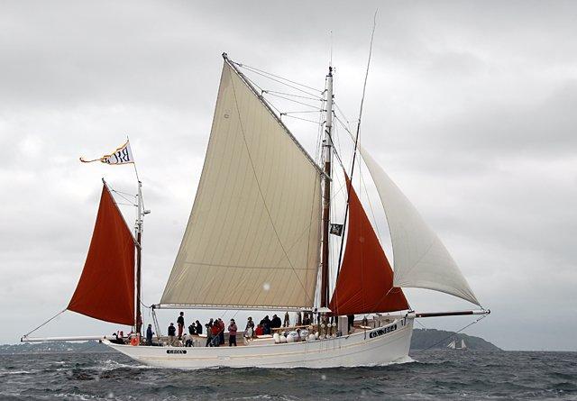 Biche, Volker Gries, Les Tonnerres de Brest 2012 , 07/2012