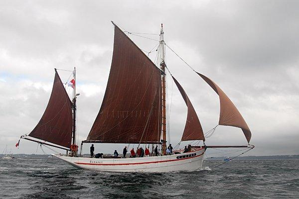 Belle Étoile, Volker Gries, Les Tonnerres de Brest 2012 , 07/2012