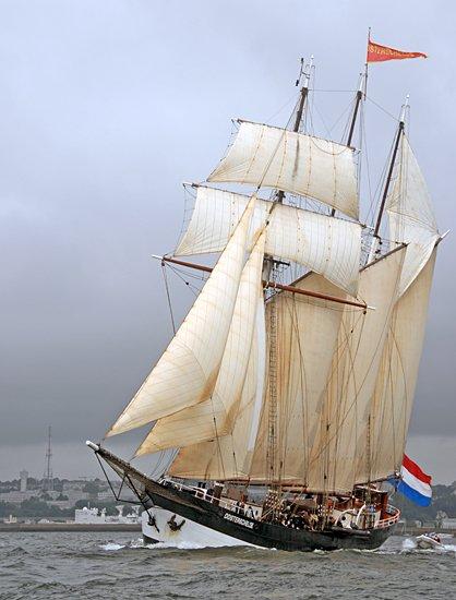 Oosterschelde, Volker Gries, Les Tonnerres de Brest 2012 , 07/2012