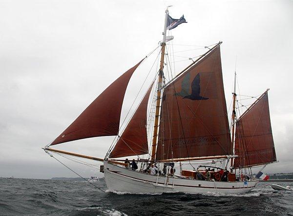 Notre Dame des Flots, Volker Gries, Les Tonnerres de Brest 2012 , 07/2012