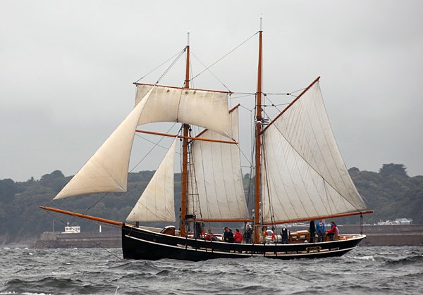 Vilma, Volker Gries, Les Tonnerres de Brest 2012 , 07/2012