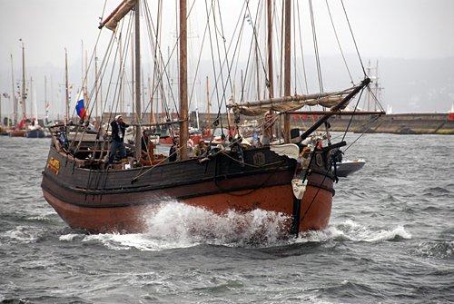 Sviatitel Petr, Volker Gries, Les Tonnerres de Brest 2012 , 07/2012