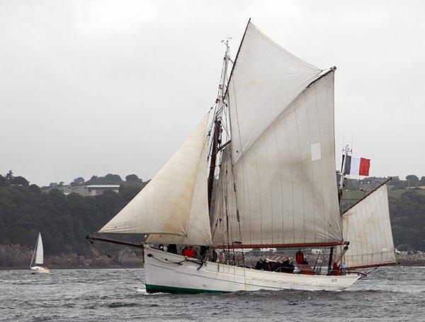 Mutin, Volker Gries, Les Tonnerres de Brest 2012 , 07/2012