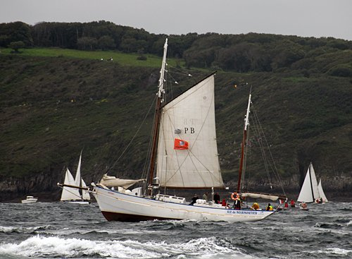 Martroger III, Volker Gries, Les Tonnerres de Brest 2012 , 07/2012