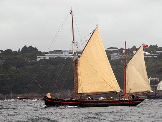 Leader, Volker Gries, Les Tonnerres de Brest 2012 , 07/2012