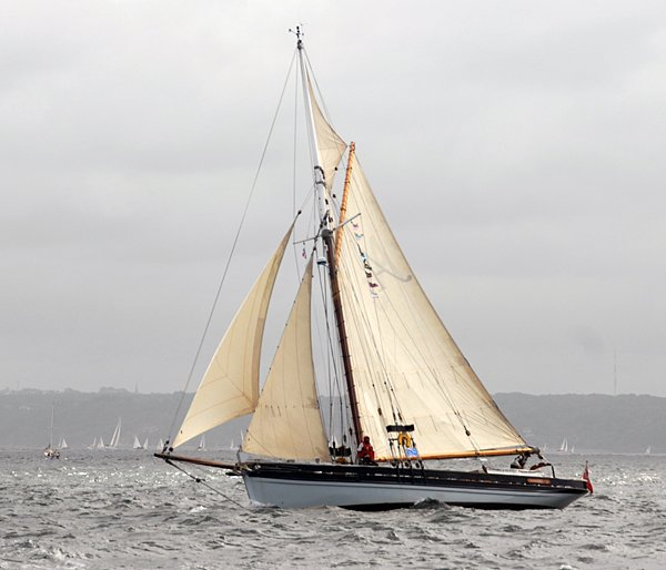Annabel J, Volker Gries, Les Tonnerres de Brest 2012 , 07/2012