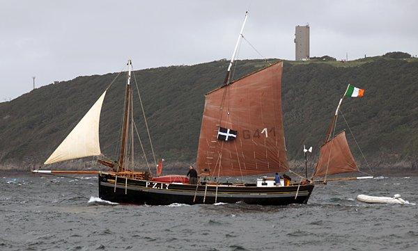 Peel Castle PZ17, Volker Gries, Les Tonnerres de Brest 2012 , 07/2012