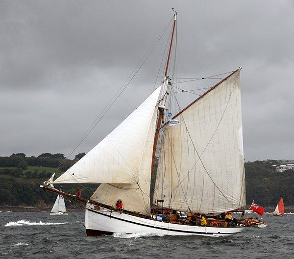 Lola of Skagen, Volker Gries, Les Tonnerres de Brest 2012 , 07/2012