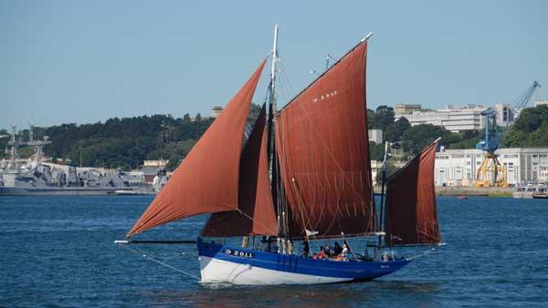 Skellig, Volker Gries, Sail Brest 2016 , 07/2016