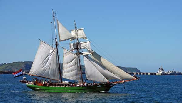 Avatar, Volker Gries, Sail Brest 2016 , 07/2016