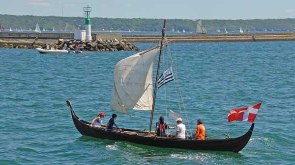 Ragna, Volker Gries, Sail Brest 2016 , 07/2016