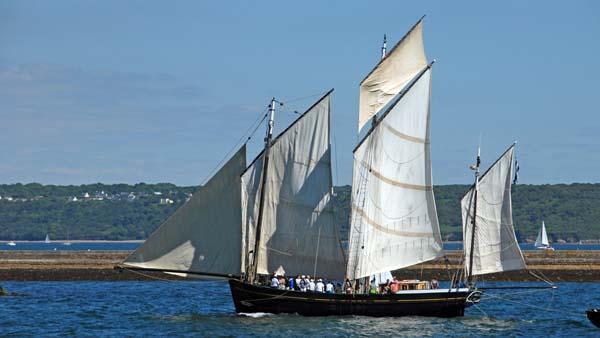 Corentin, Volker Gries, Sail Brest 2016 , 07/2016