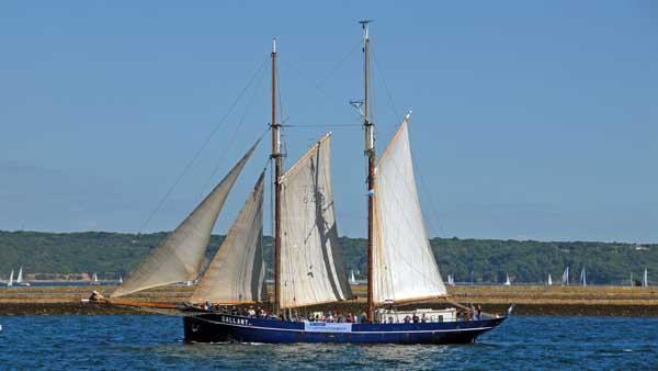Gallant, Volker Gries, Sail Brest 2016 , 07/2016