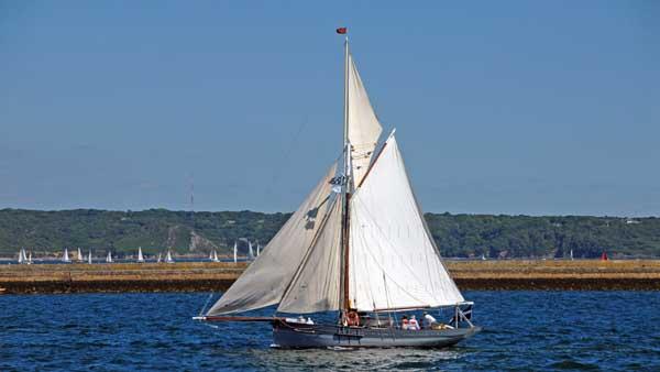 Lizzie May, Volker Gries, Sail Brest 2016 , 07/2016
