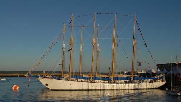 Creoula, Volker Gries, Sail Brest 2016 , 07/2016