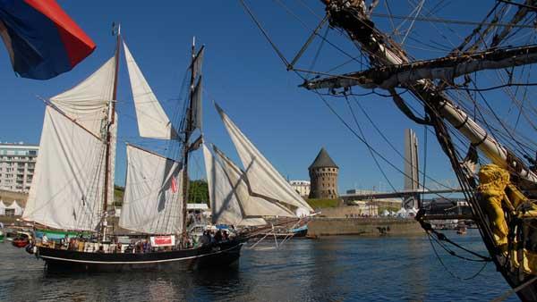 Jantje, Volker Gries, Sail Brest 2016 , 07/2016
