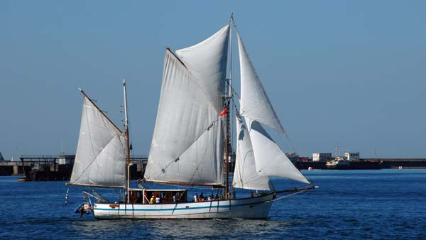 Arawak, Volker Gries, Sail Brest 2016 , 07/2016