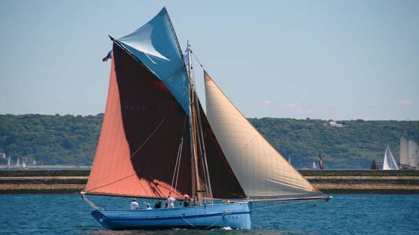 Marche-Avec CC1645, Volker Gries, Sail Brest 2016 , 07/2016