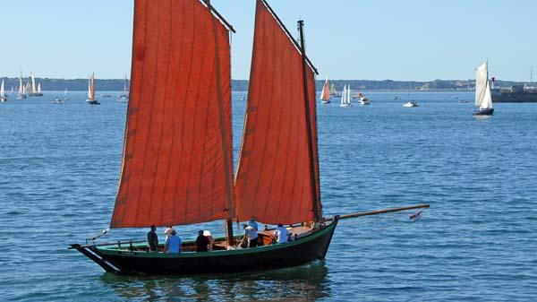 Joli Vent, Volker Gries, Sail Brest 2016 , 07/2016
