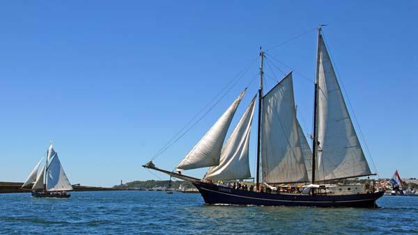 Zephyr, Volker Gries, Sail Brest 2016 , 07/2016