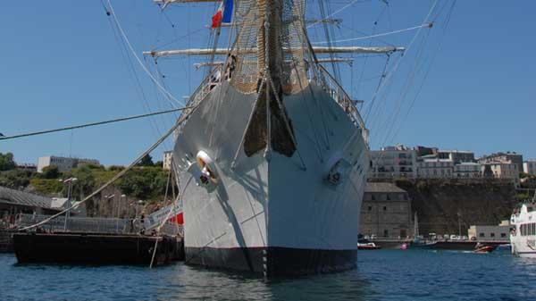 Libertad, Volker Gries, Sail Brest 2016 , 07/2016