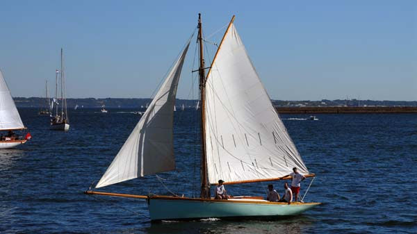 Seagull, Volker Gries, Sail Brest 2016 , 07/2016