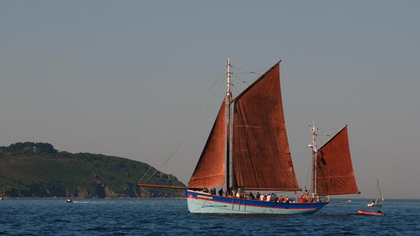 André-Yvette, Volker Gries, Sail Brest 2016 , 07/2016
