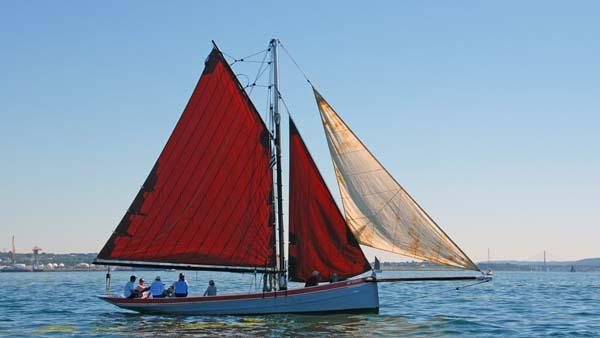 Unity of Lynn, Volker Gries, Sail Brest 2016 , 07/2016