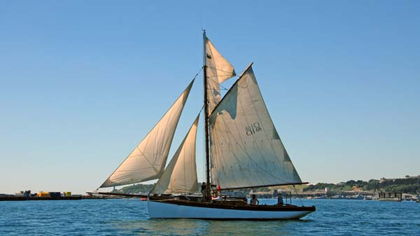 Lassie of Chester, Volker Gries, Sail Brest 2016 , 07/2016