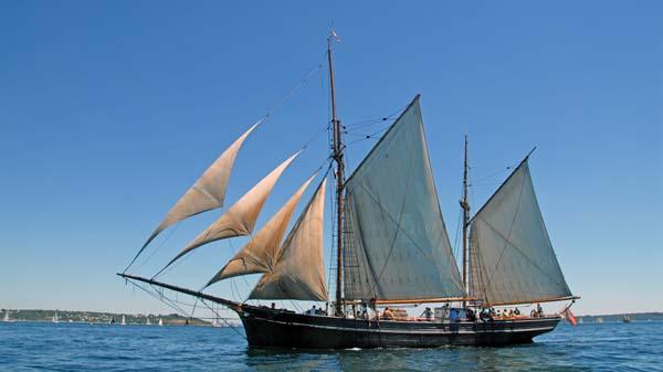 Bessie Ellen, Volker Gries, Sail Brest 2016 , 07/2016