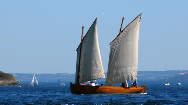 Marie-Claudine, Volker Gries, Sail Brest 2016 , 07/2016
