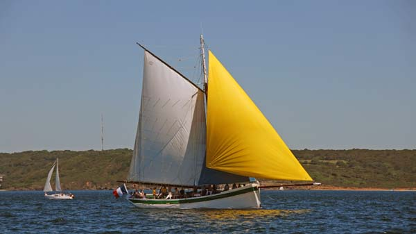 Krog e Barz, Volker Gries, Sail Brest 2016 , 07/2016