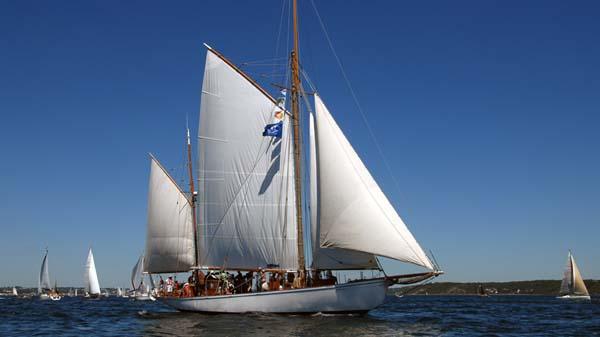 Skeaf, Volker Gries, Sail Brest 2016 , 07/2016