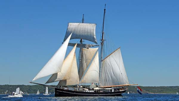 Wylde Swan, Volker Gries, Sail Brest 2016 , 07/2016
