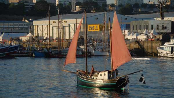 Veracity, Volker Gries, Sail Brest 2016 , 07/2016