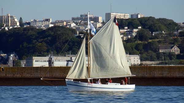 Coppelia, Volker Gries, Sail Brest 2016 , 07/2016