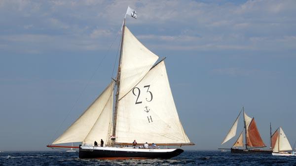 Marie-Fernand, Volker Gries, Sail Brest 2016 , 07/2016