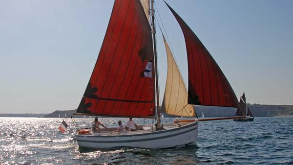 Le Rigel, Volker Gries, Sail Brest 2016 , 07/2016