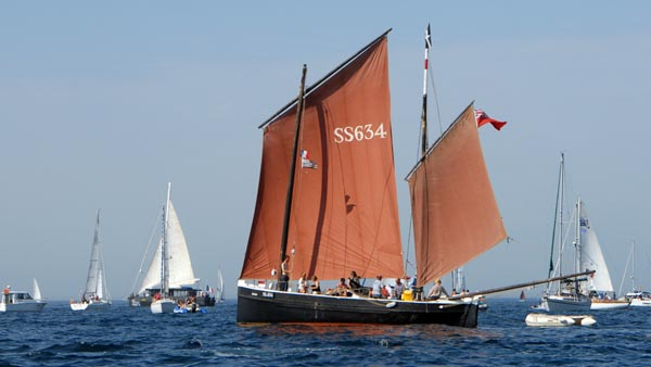 Barnabas SS634, Volker Gries, Sail Brest 2016 , 07/2016