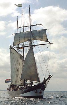 Oosterschelde, Volker Gries, Sail Travemünde / Cutty Sark 2003 , 08/2003
