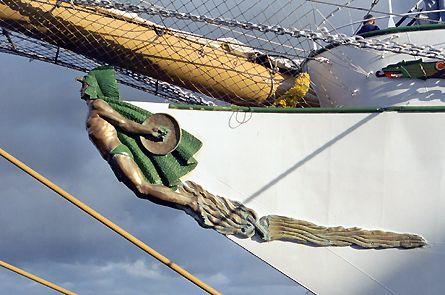 Cuauhtémoc, Volker Gries, Sail Travemünde / Cutty Sark 2003 , 08/2003