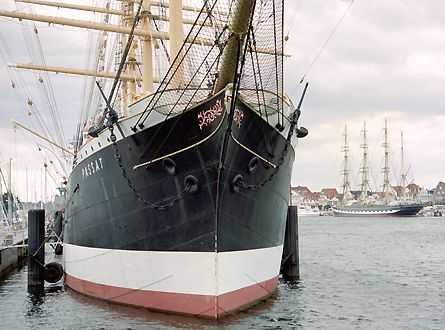 Passat, Volker Gries, Sail Travemünde / Cutty Sark 2003 , 08/2003