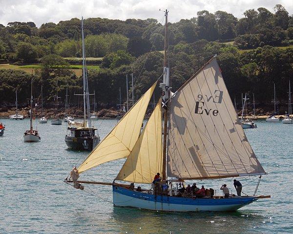 Eve of St Mawes, Volker Gries, Festival Temps Fête sur Douarnenez 2012 , 07/2012