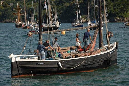 Barnabas SS634, Volker Gries, Festival Temps Fête sur Douarnenez 2012 , 07/2012