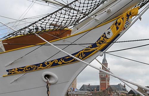 Duchesse Anne, Werner Jurkowski, Dunkerque , 07/2012