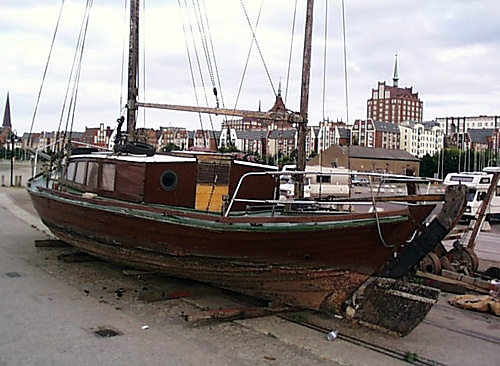 FZ15 Der dicke Beerbel, Volker Gries, Rostock , 2002