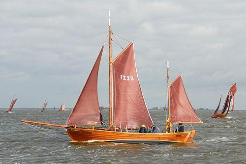 FZ23 Stella, Volker Gries, Bodstedt 2007 , 09/2007