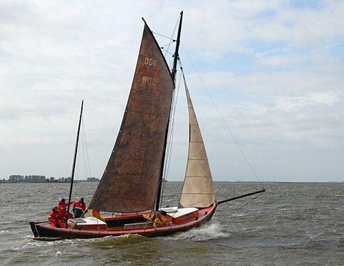 FZ25 Gertrud, Volker Gries, Bodstedt 2007 , 09/2007