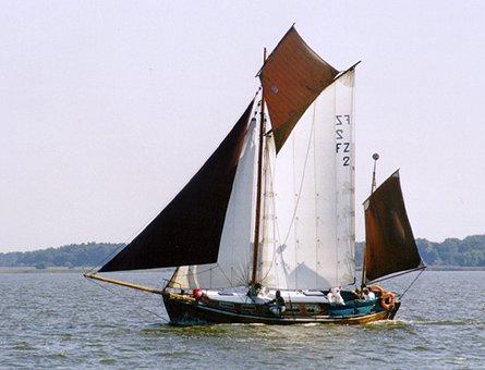 FZ2 Windsbraut, Volker Gries, Bodstedt 1999 , 09/1999